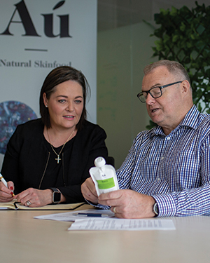 Meet Tony and Tracy, the geniuses behind New Zealand grown Au Natural Skinfood.