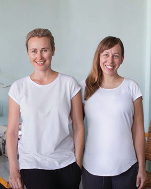 Meet Erica Gadsby and Deborah de Graaf, the co-founders behind the epic clothing brand, ReCreate.