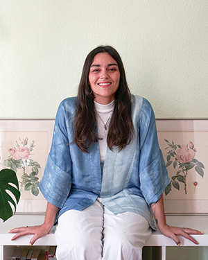 Meet Loreto, the founder of Anima by Loreto, a fashion label that ticks all of our criteria and then some.