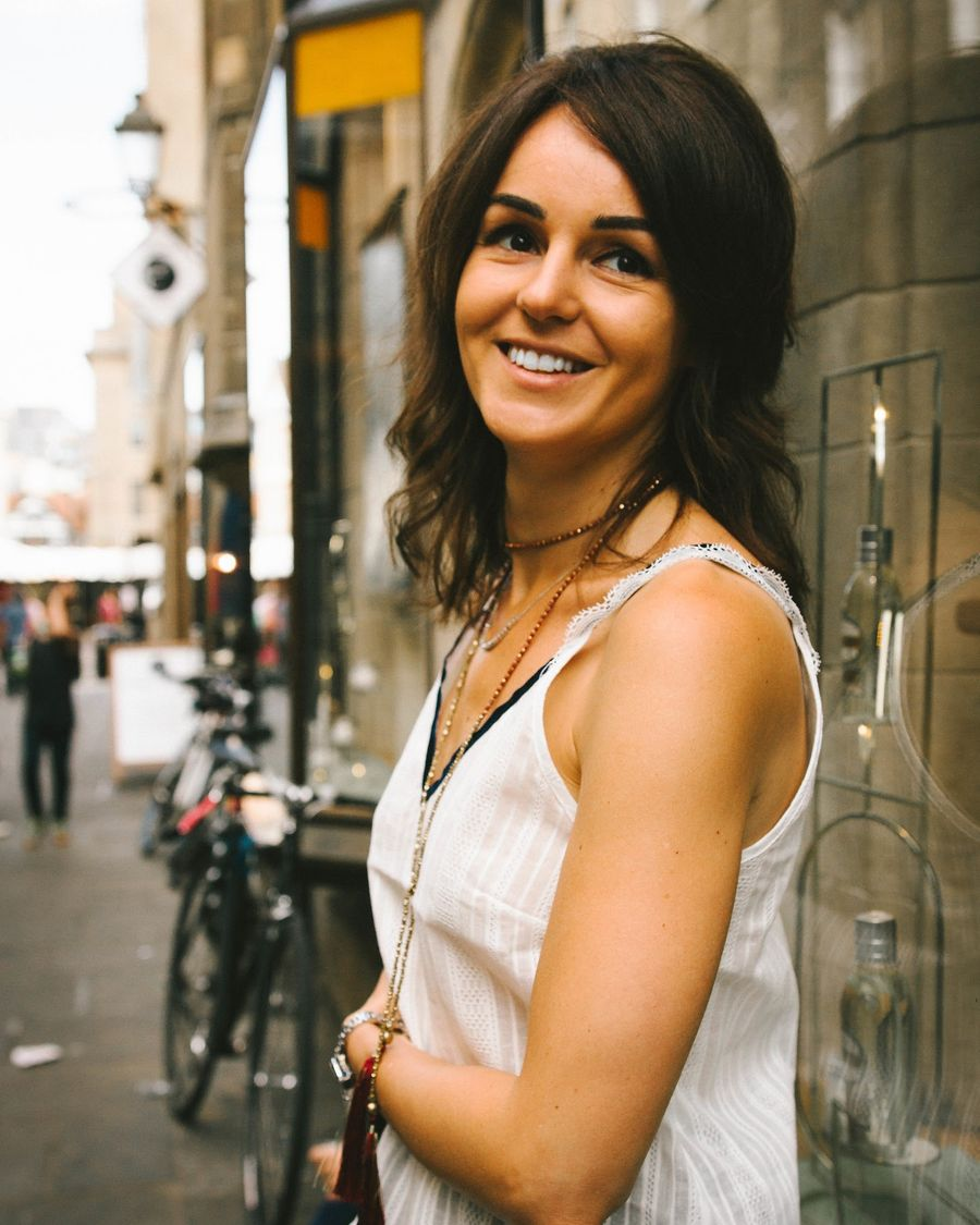 Meet Lara Miller, one of the brains behind the beauty that is AmaElla Ethical Lingerie.