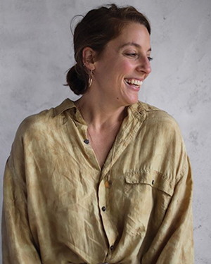 Elizabeth Herman is turning old into new with her jewellery business, Argent Silversmith.