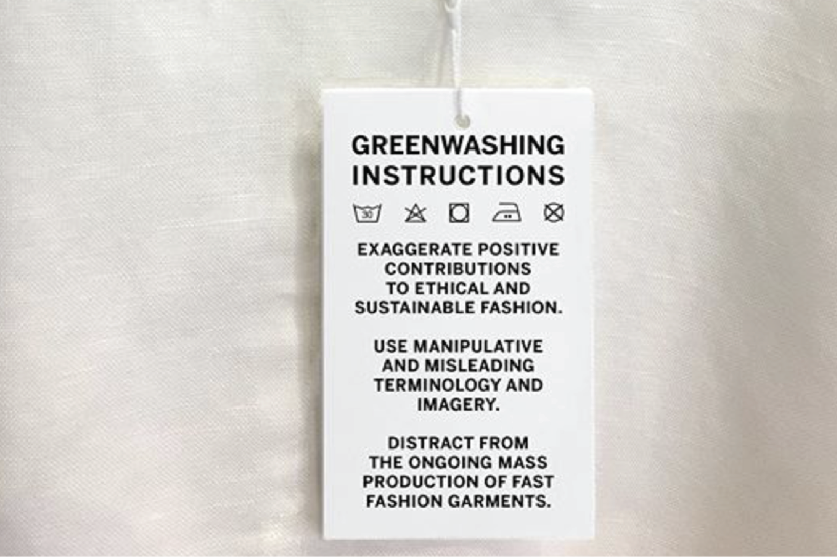 What is greenwashing, and how can we avoid being greenwashed?