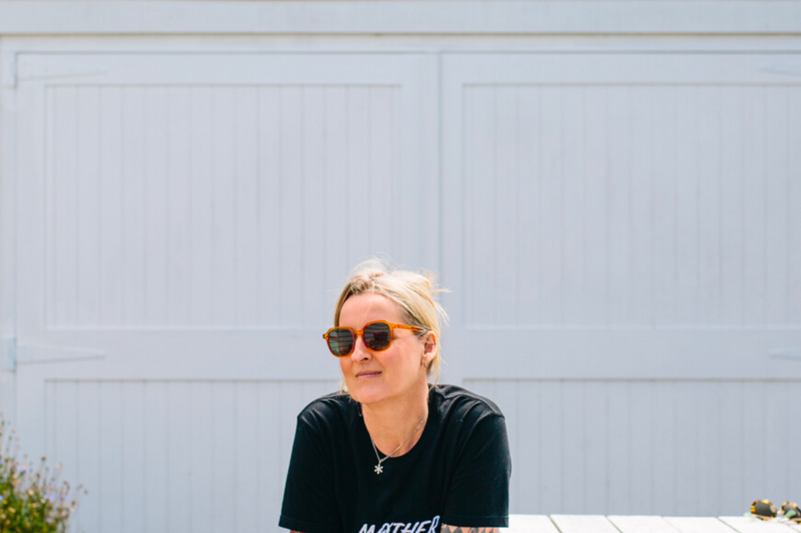 Learn from the woman who's cup is always half full and always reusable: Laura Cope.