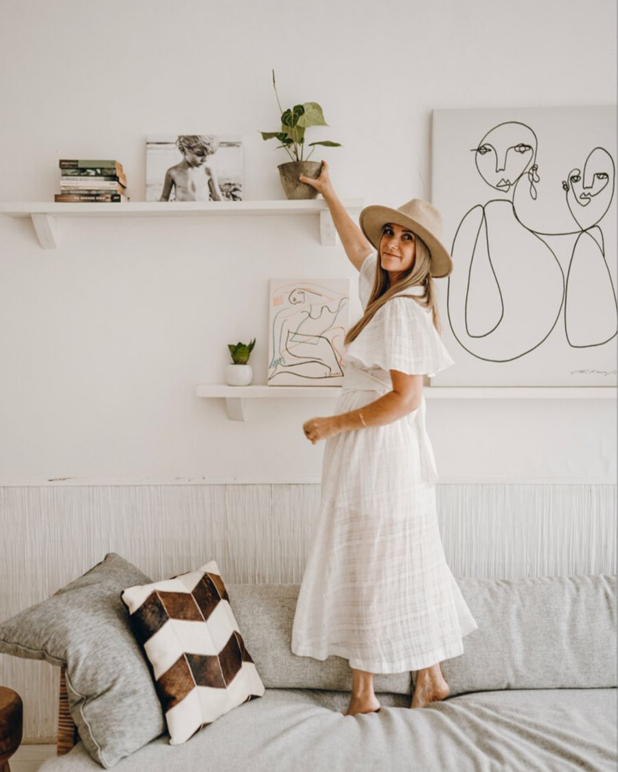 What does growing up off-grid in rural Australia and ethical fashion have in common? Jodi Gibbs, founder of Bird + Kite. That's what.