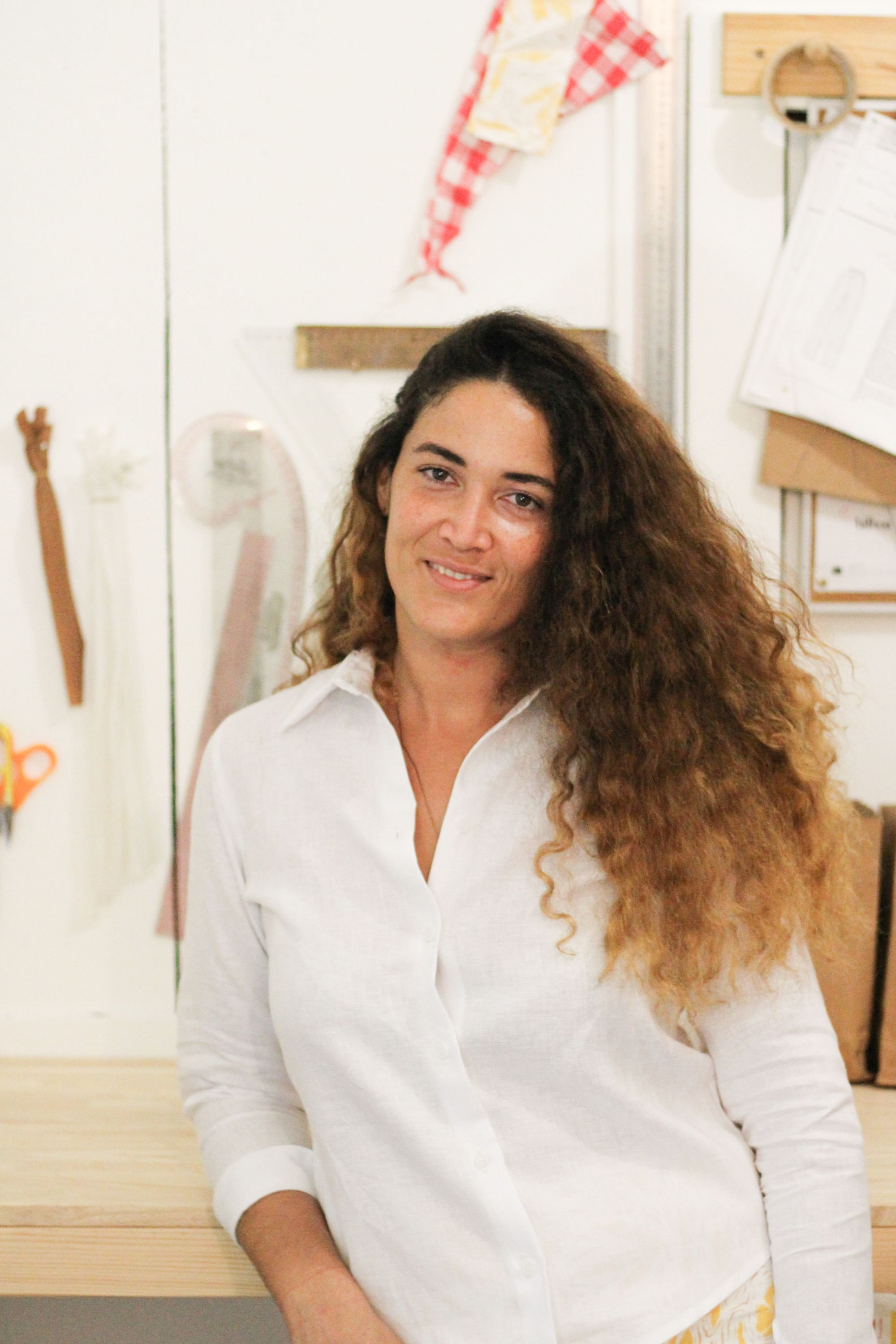 How a transient lifestyle and a career in costume design inspired Osha Shealey to start slow fashion label Bilboa.