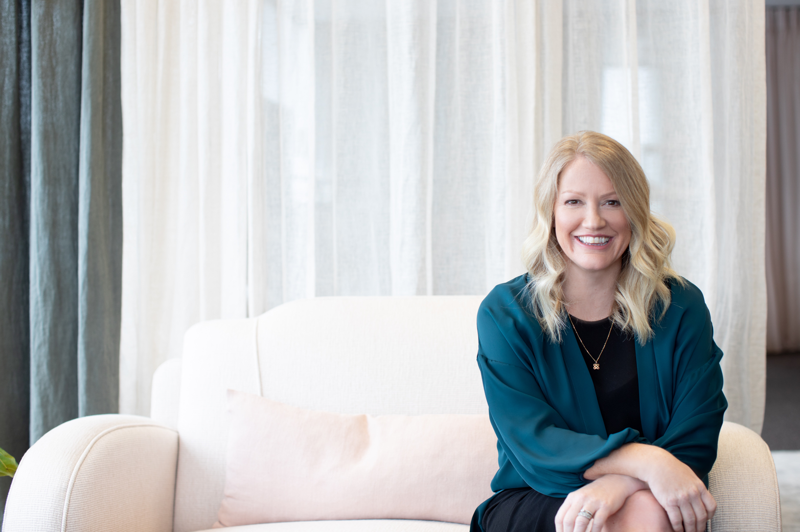 Meet the woman behind New Zealand's most sustainable furniture label, Catherine Byrne Sessa.