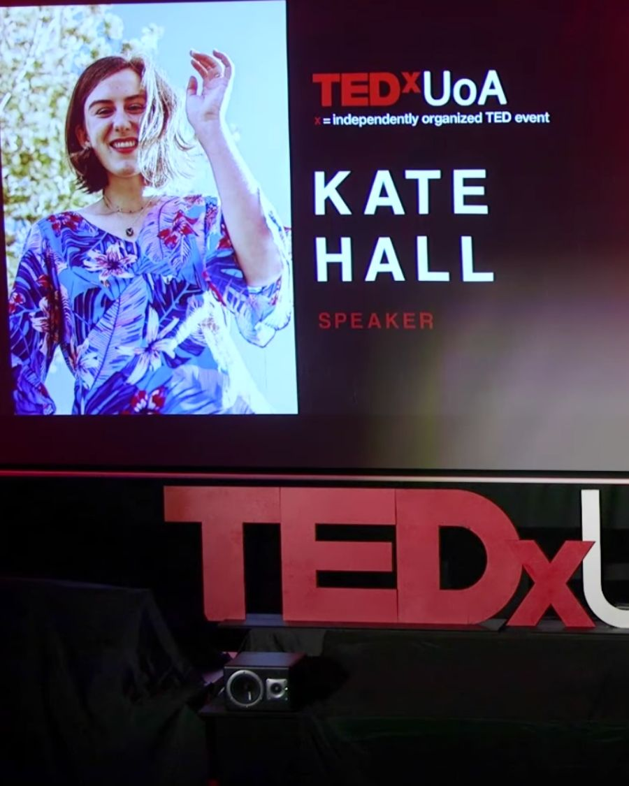 Kate Hall's Ted Talk - How to be a conscious consumer