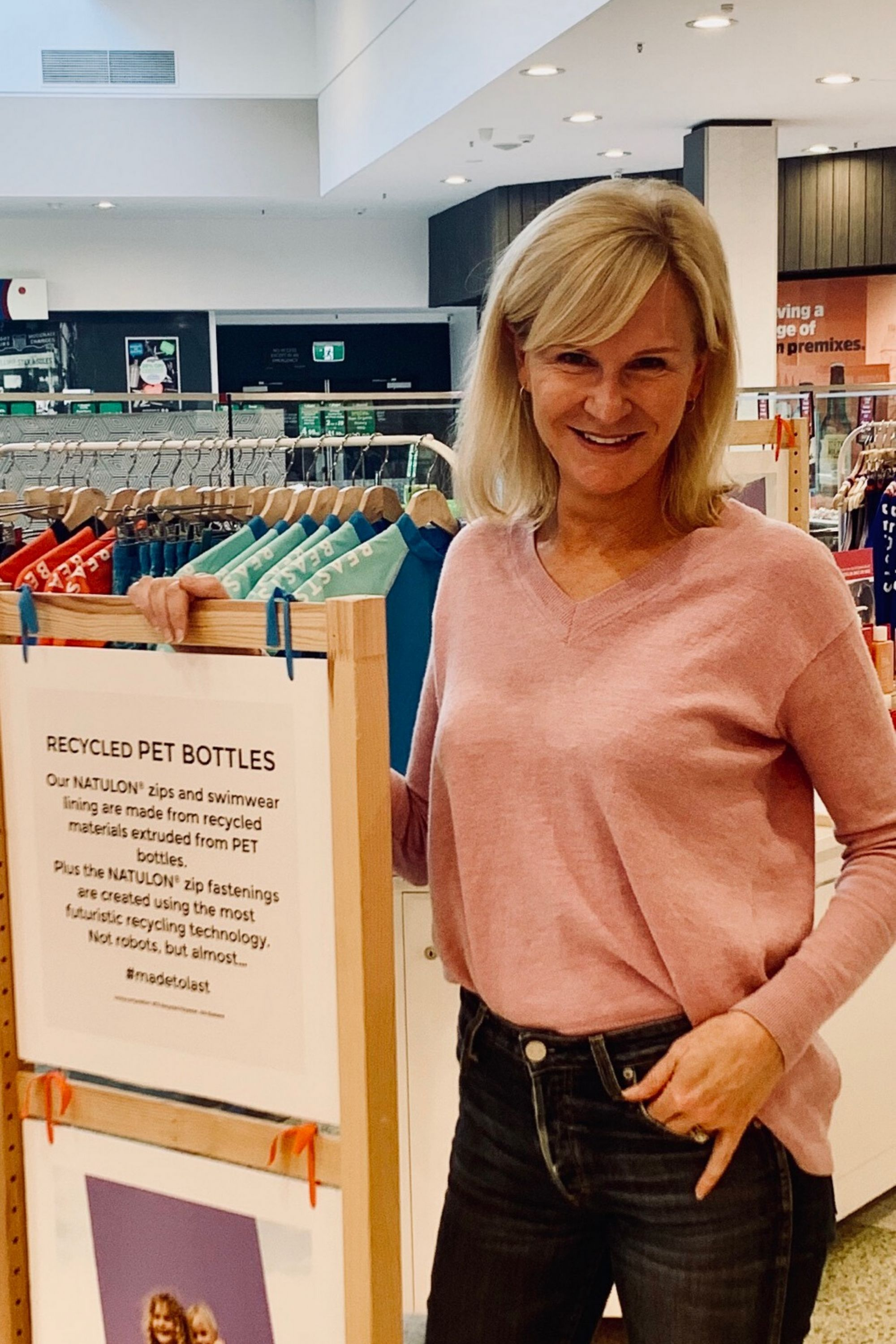 Meet the powerhouse mum behind kids label 'Salty Beasts' who believes each person can change the world.