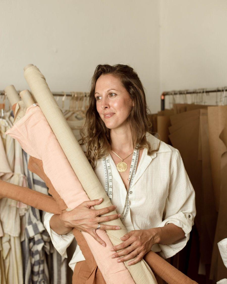 Hannah Mitchell Alcana Clothing