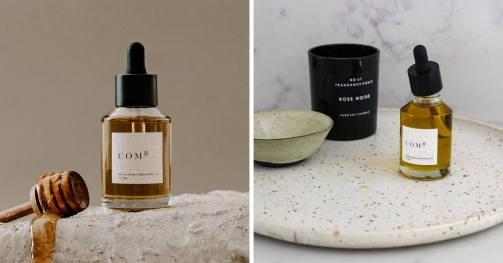 Science, honey and hair with Emily White from COMB.