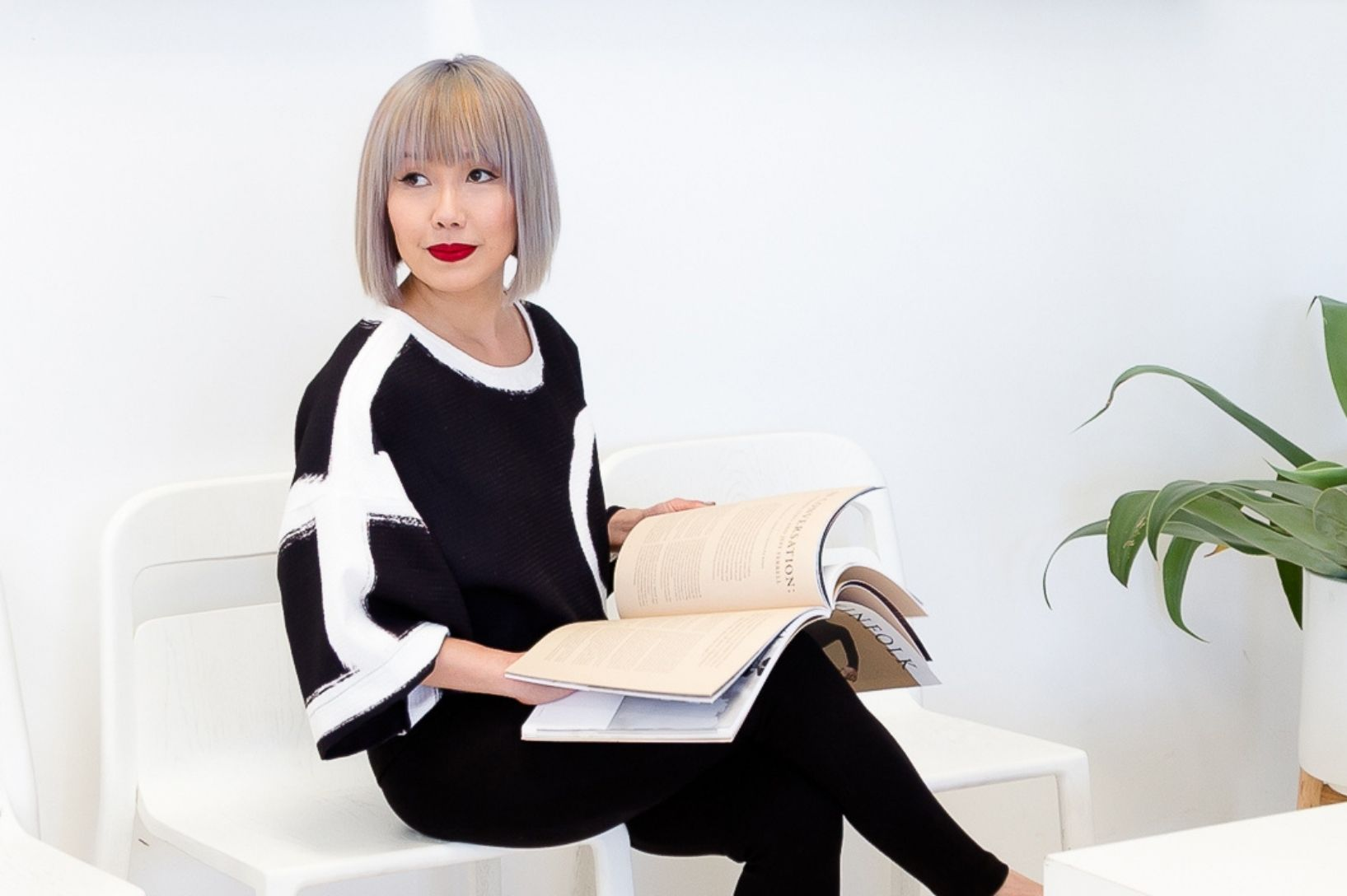 Slowing down corporate fashion with Jacalin Ding of The Rushing Hour