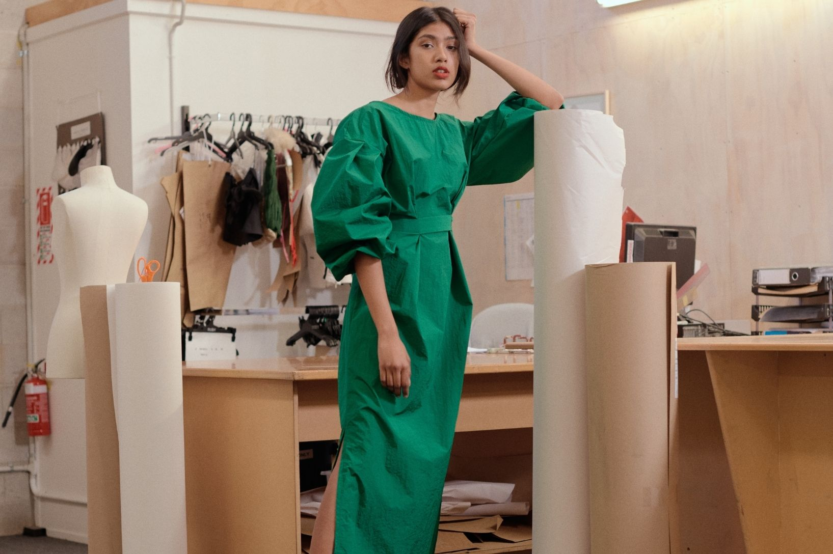 Are patterns the future of fashion? Liam the label wants you to do it yourself