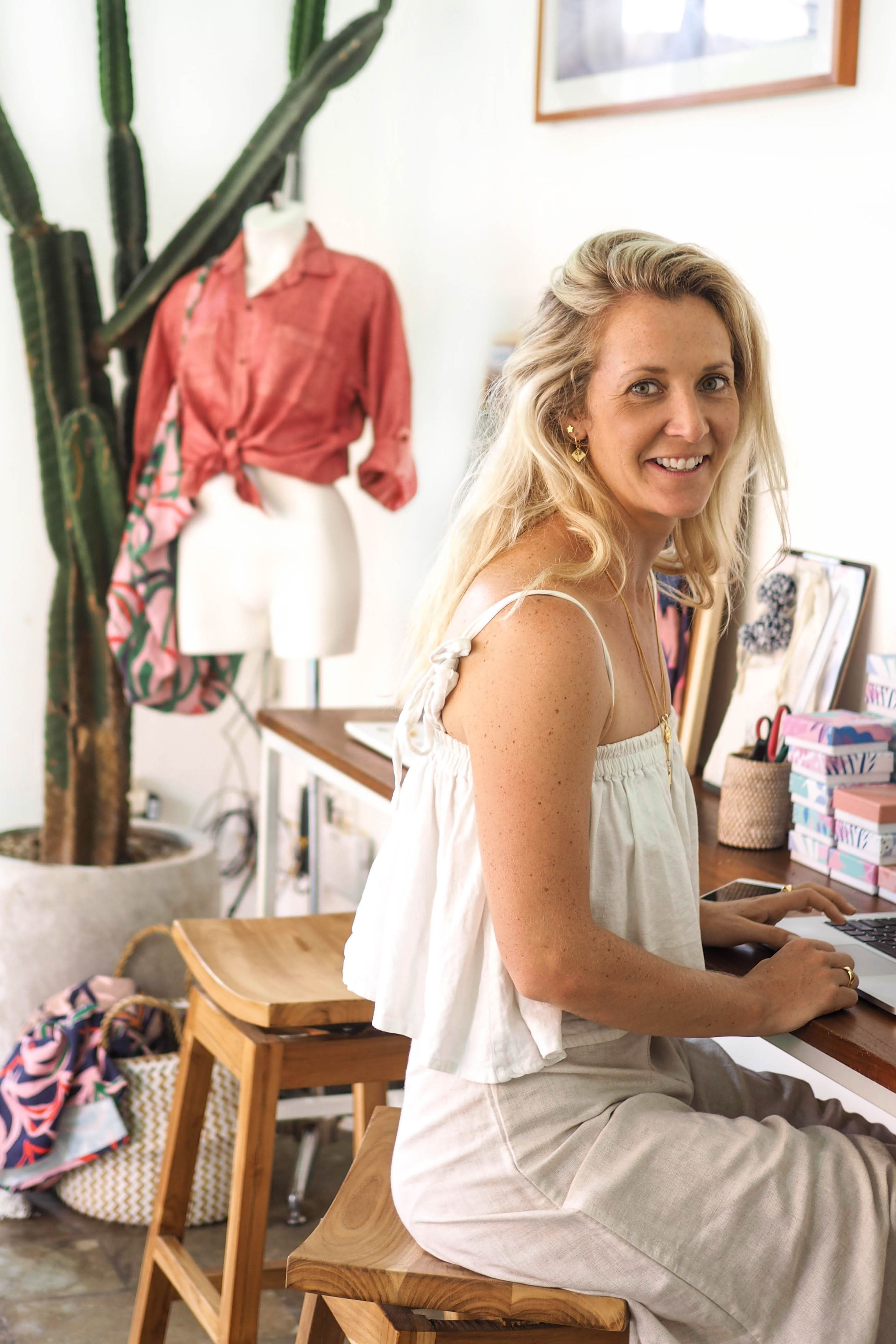 Finding the missing link with Rosie Shelton of Luna & Rose.