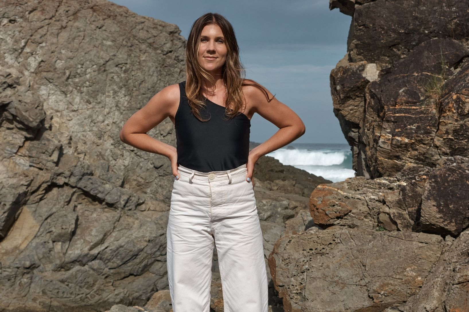 Diving into what makes sustainable swimwear company Hakea tick with its founder, Casey Eastwell.