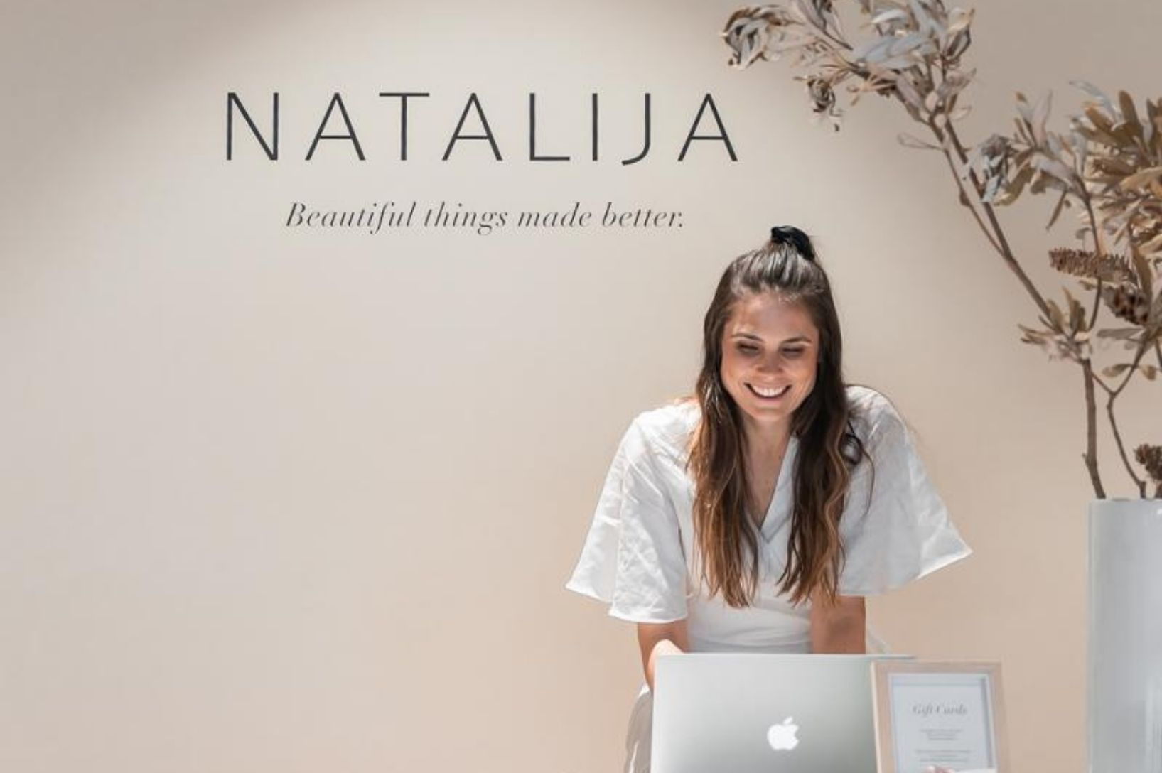 From a 9-5 to working with purpose with NATALIJA founder, Natalija Bouropoulos.