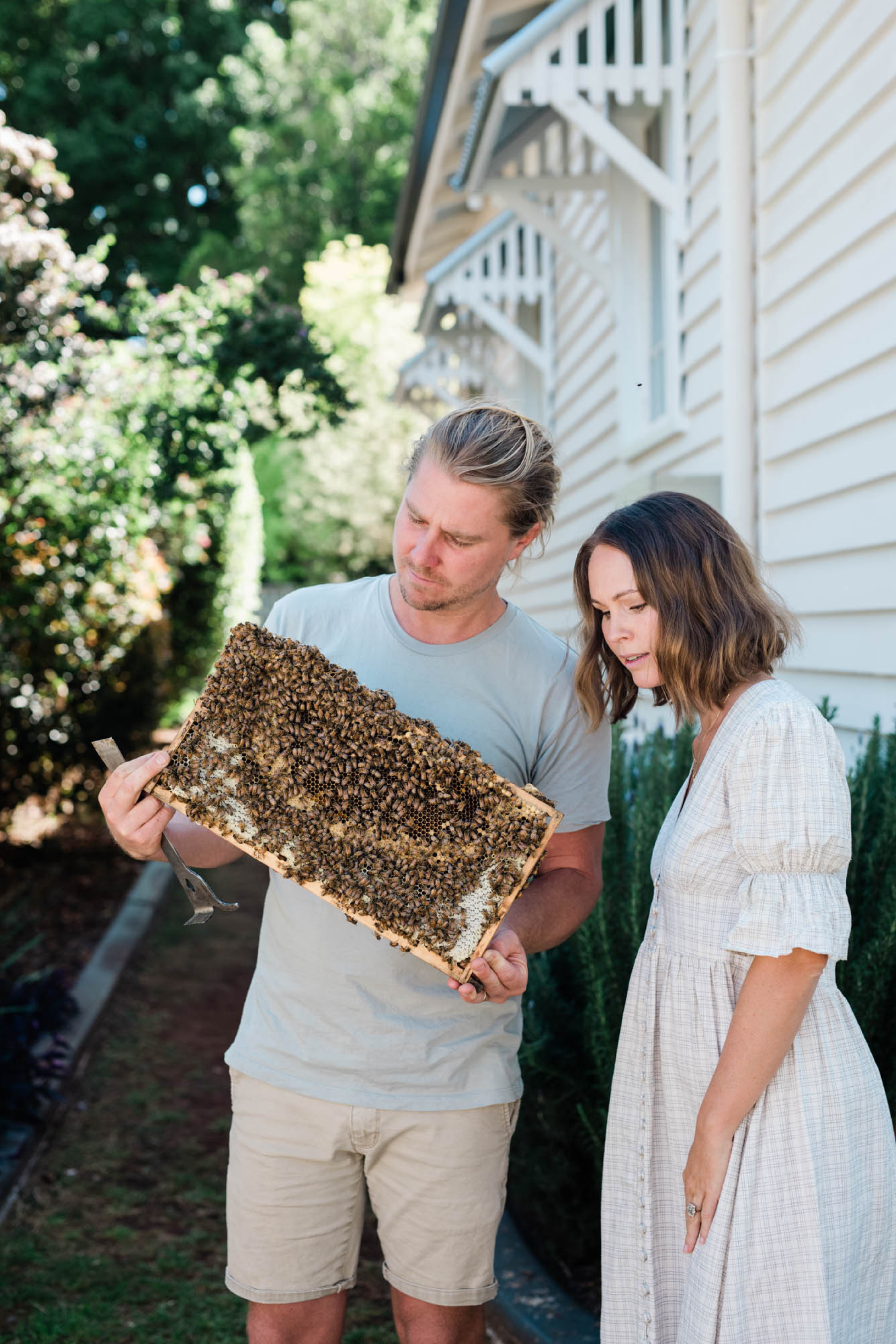 Beekeeping for life with Hayley and Roger Mason of Settler Hives