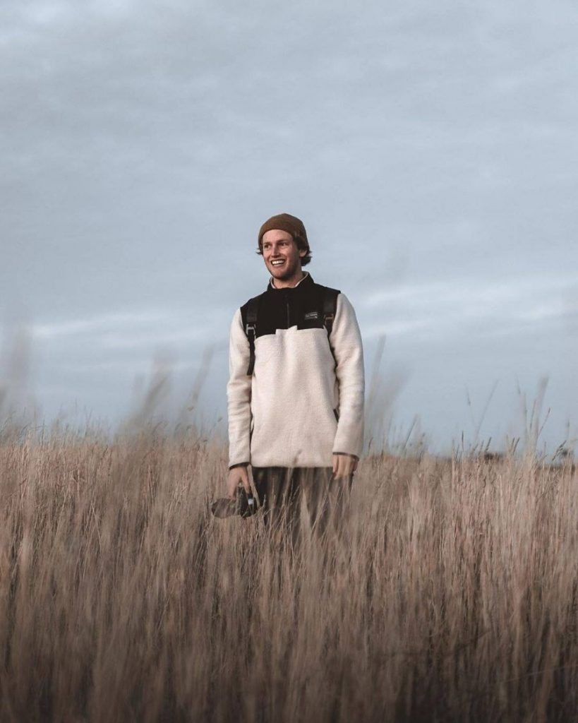 Meet the man behind the label that will never be 'sustainable' fashion, Luke Mitchell.