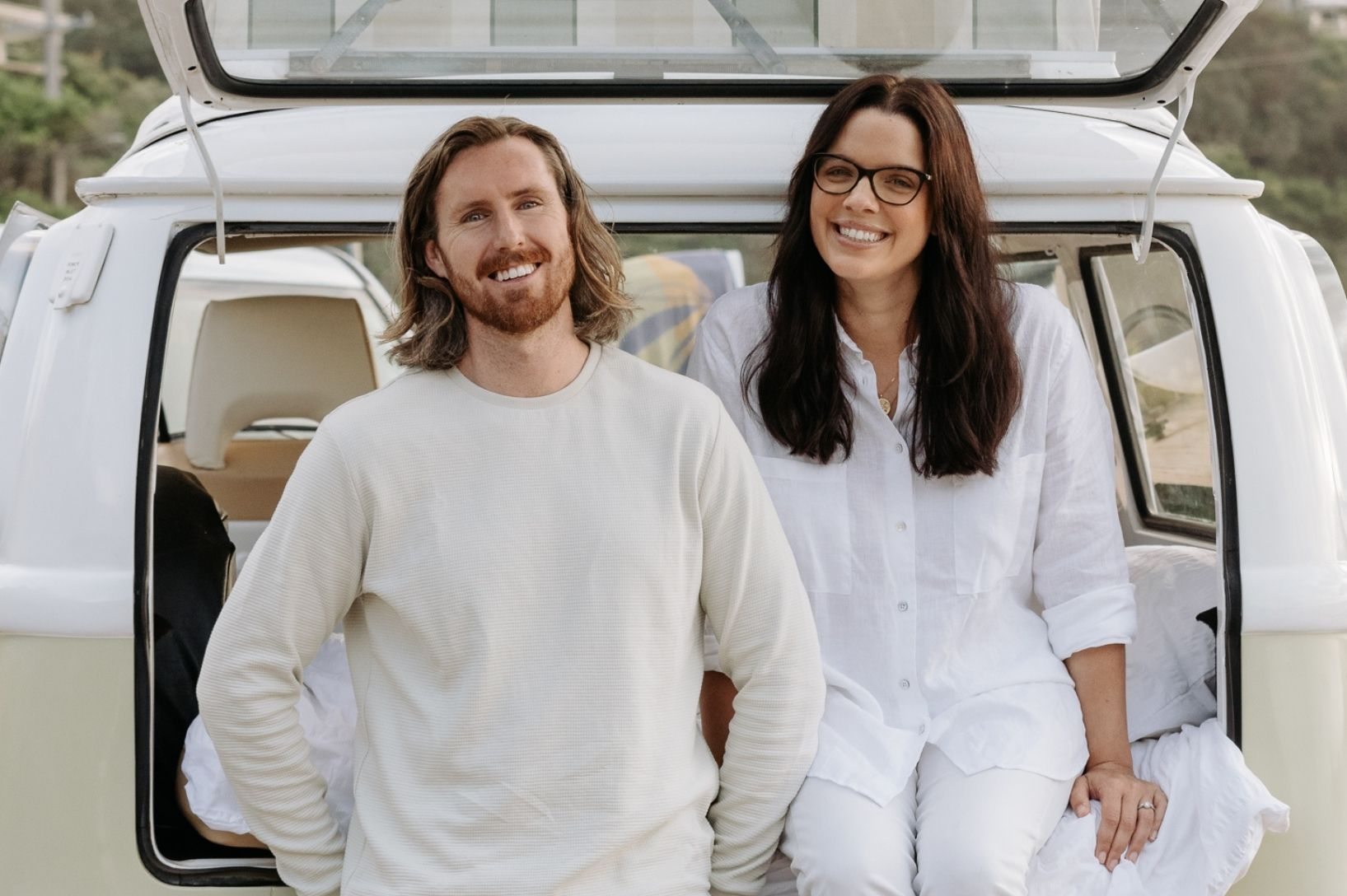 Business and betterment with Gabby and Will Magin, founders of Love Beauty Foods.