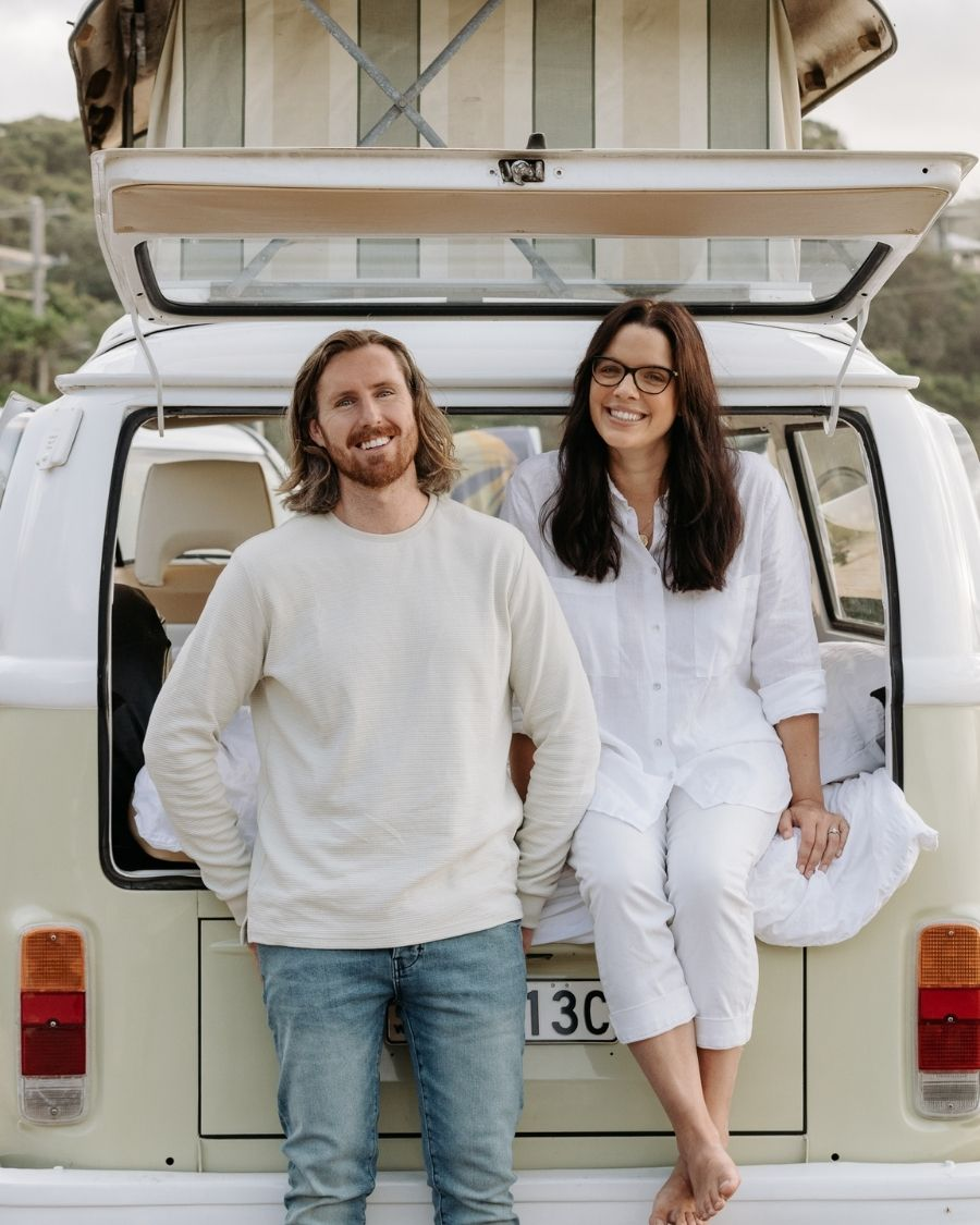 Will and Gabby Magin, Love Beauty Foods founders