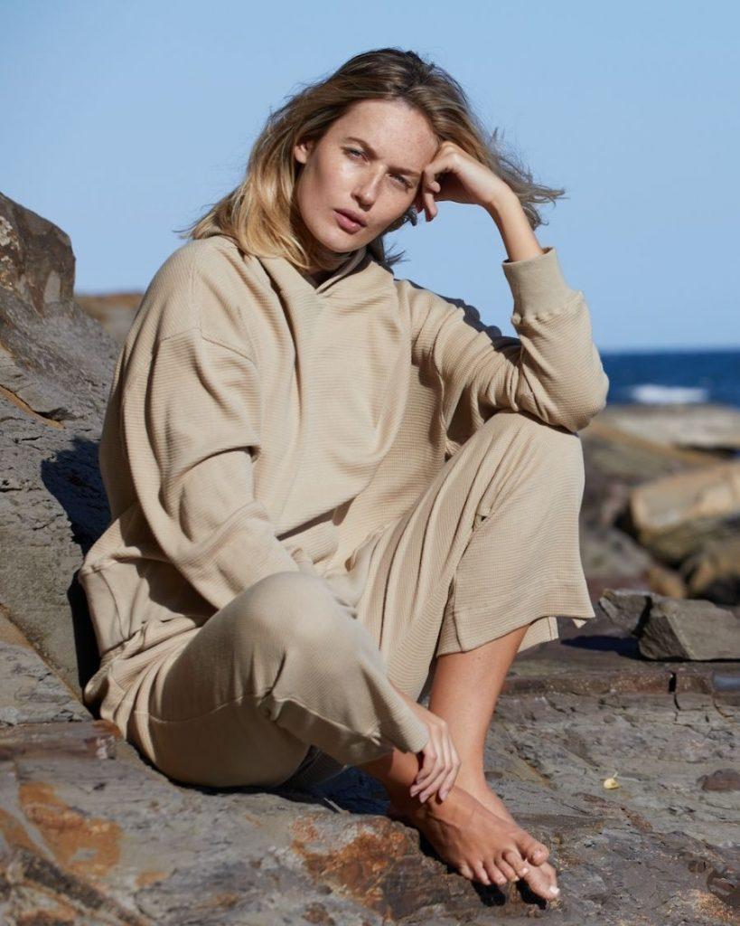 Caroline Poiner founder of Cloth & Co.