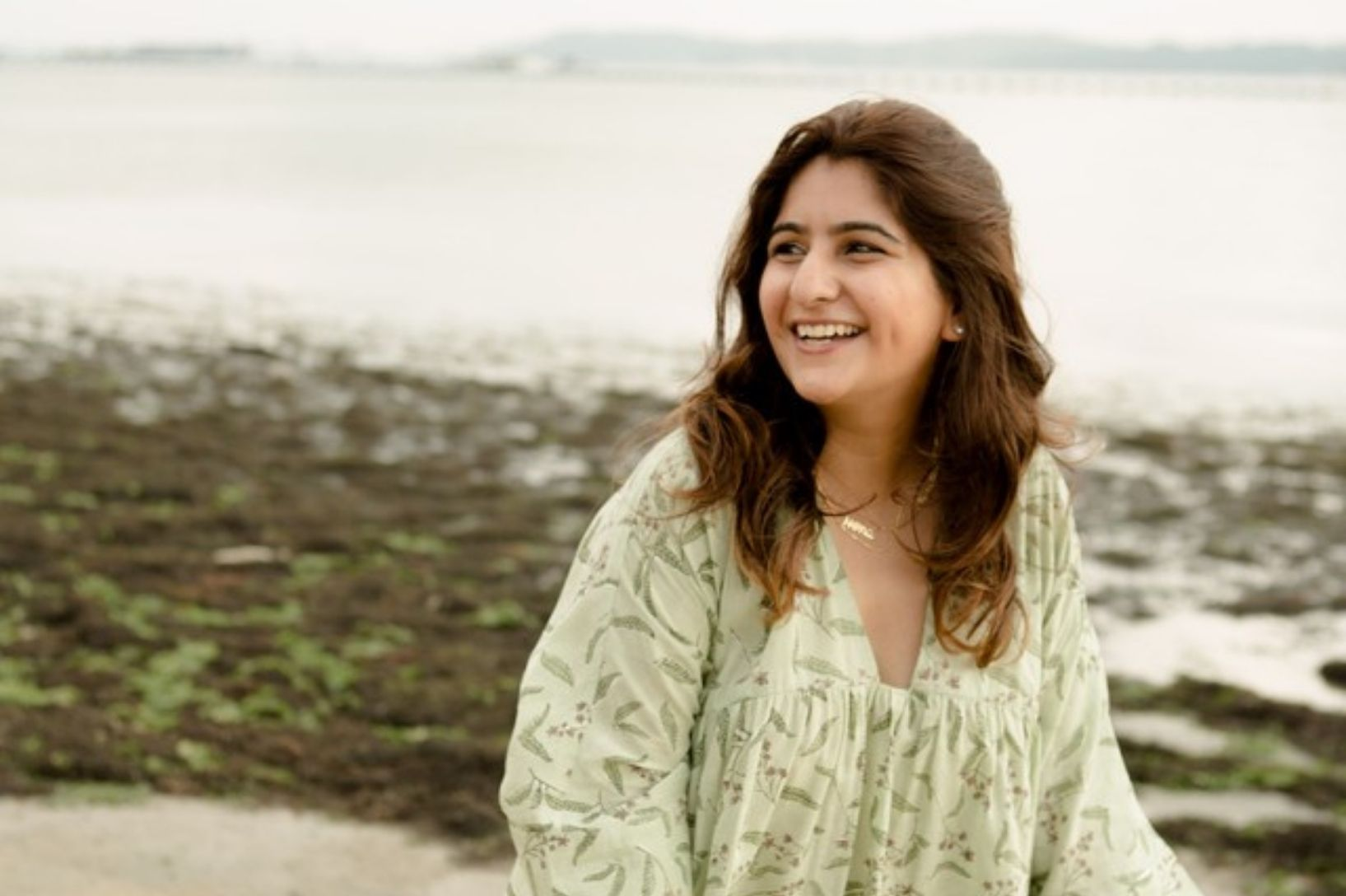 Mahima Gujral and her ethical fashion label, SUI.