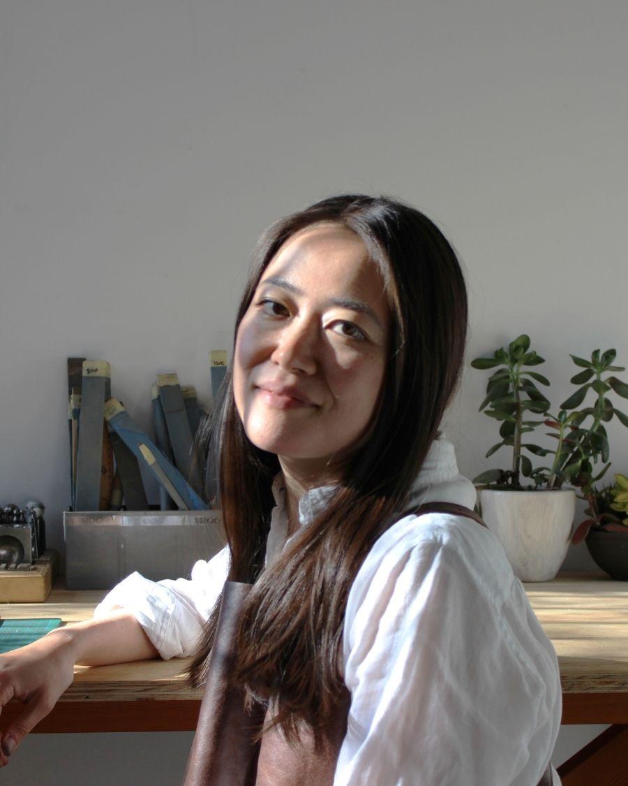 Momoko Hatano Jewellery founder Momoko Hatano