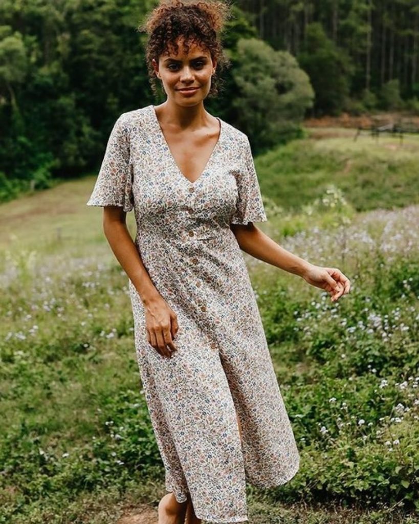 Ethically made women's dresses