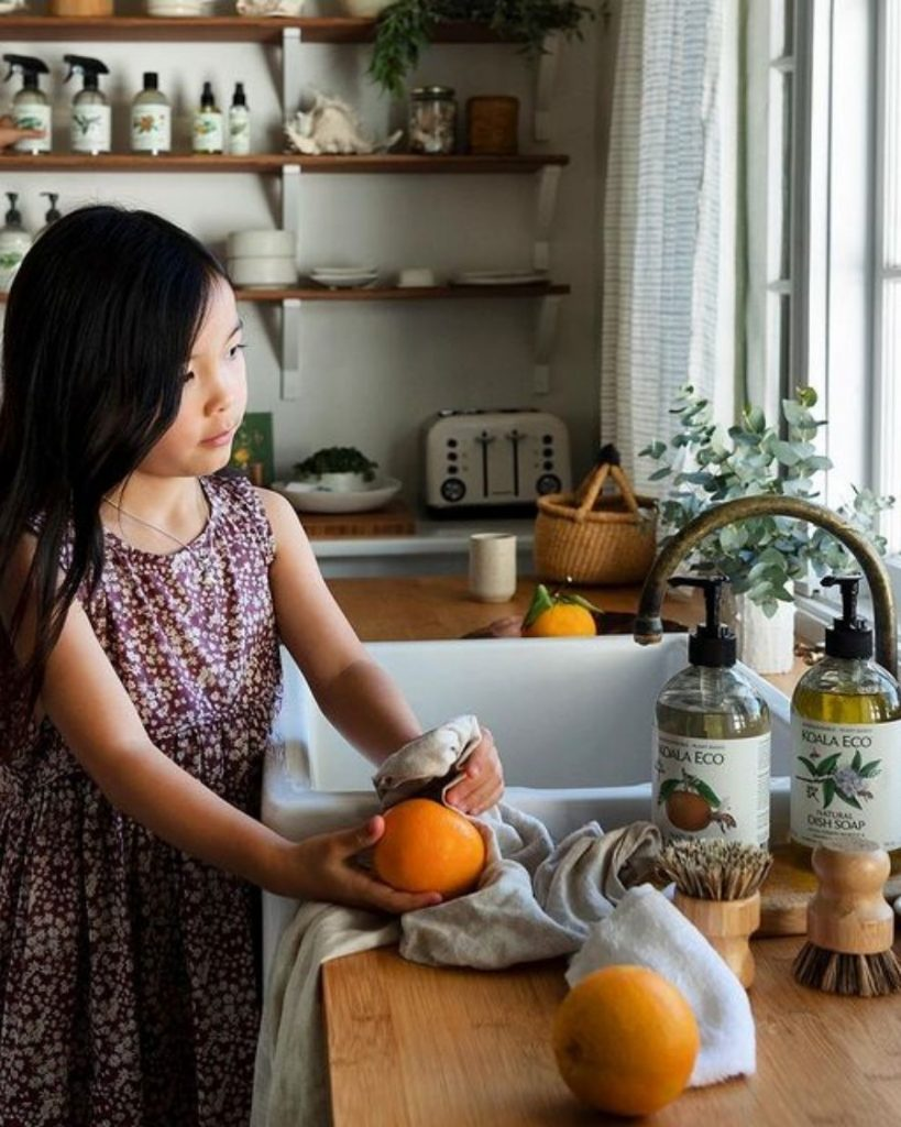 Natural, Non-Toxic Australian Cleaning Products That Actually Work
